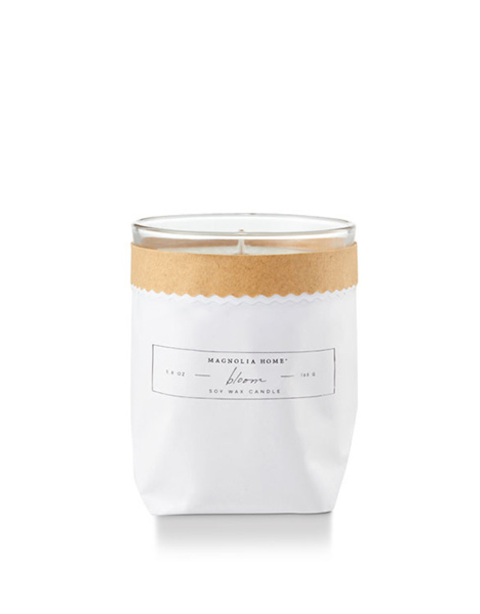 Magnolia Home - Bloom Scent Bagged Glass Candle