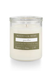 Magnolia Home - Garden Candle Glass Jar Candle