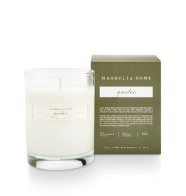 Magnolia Home - Garden Candle Boxed Glass Candle