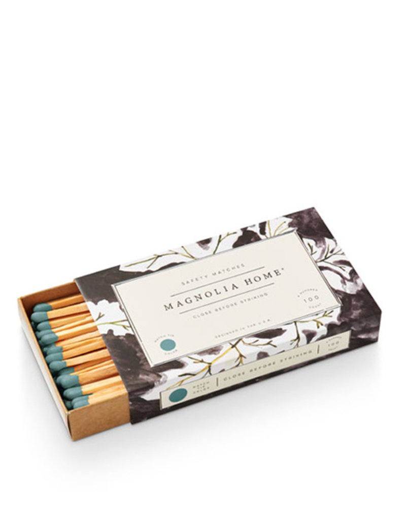 Magnolia Home - Garden Candle Boxed Matches