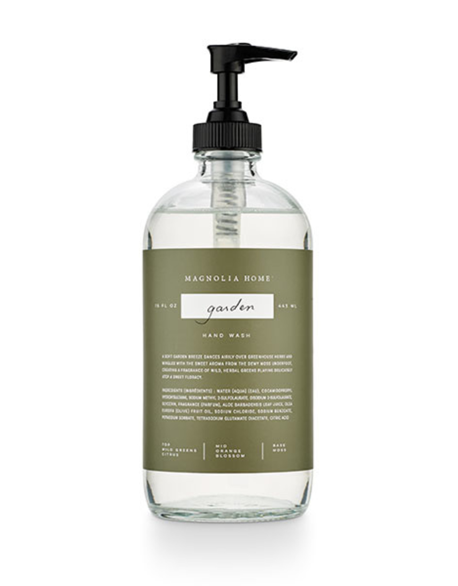 Magnolia Home - Garden Candle Hand Wash