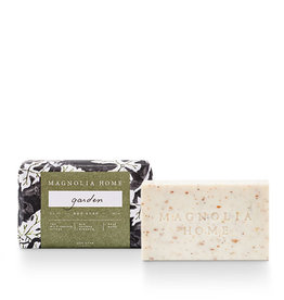 Magnolia Home - Garden Candle Bar Soap
