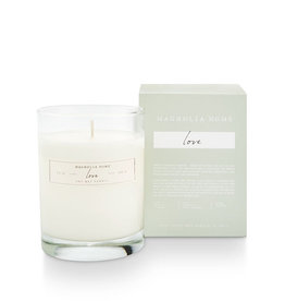 Magnolia Home - Love Scent Boxed Glass Candle