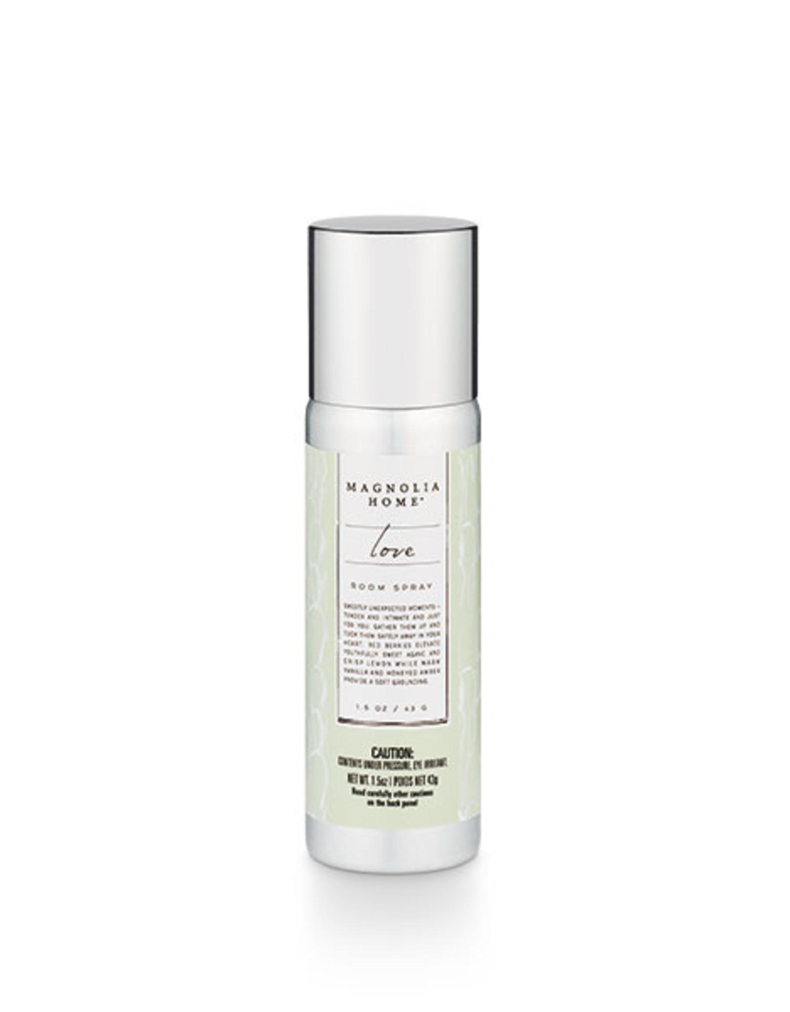 Magnolia Home - Love Scent Room Spray