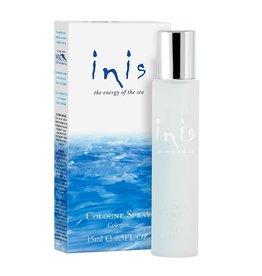 Inis - Travel Size Cologne Spray .5FL Oz