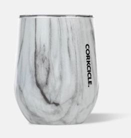 Corkcicle - 12oz Stemless Snowdrift