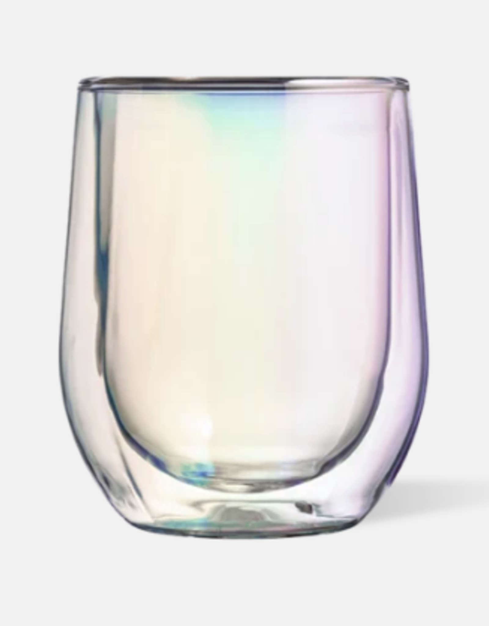 Corkcicle Corkcicle - Prism Stemless Glass Set of 2