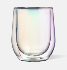 Corkcicle - Prism Stemless Glass Set of 2