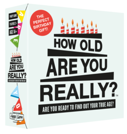 Hygge Games Hygge Games  How old are you really?