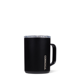 Corkcicle Corkcicle - 16oz Mug Matte Black
