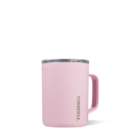 Corkcicle Corkcicle - 16oz Mug Rose Quartz