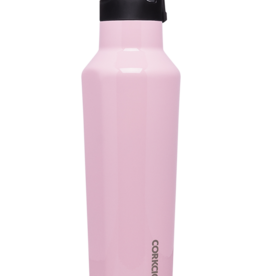 Corkcicle - 20oz Sport Canteen Rose Quartz