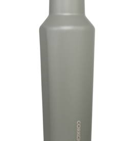 Corkcicle - 20oz Sport Canteen Tactical Grey