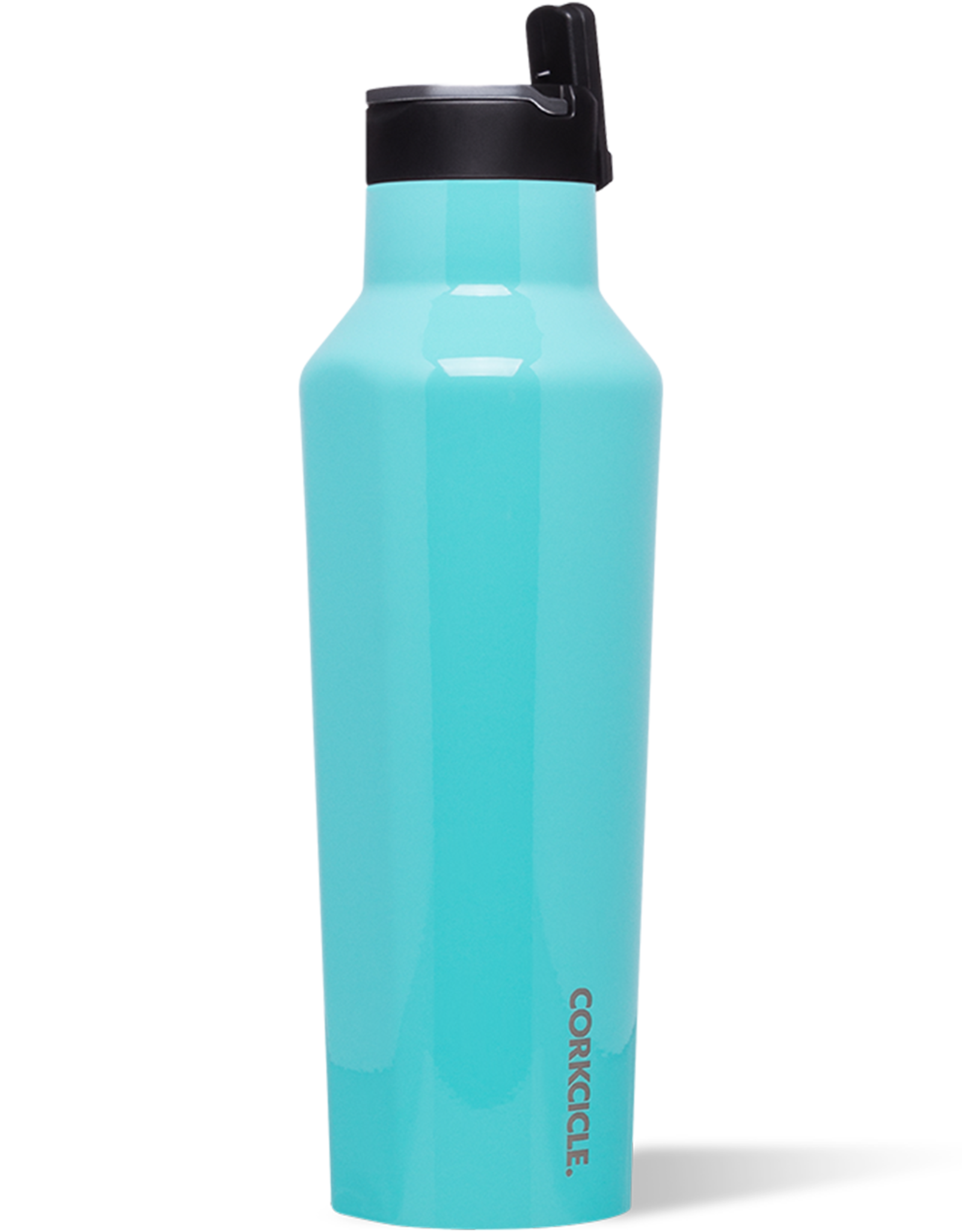 Corkcicle Corkcicle - 20oz Sport Canteen Turquoise
