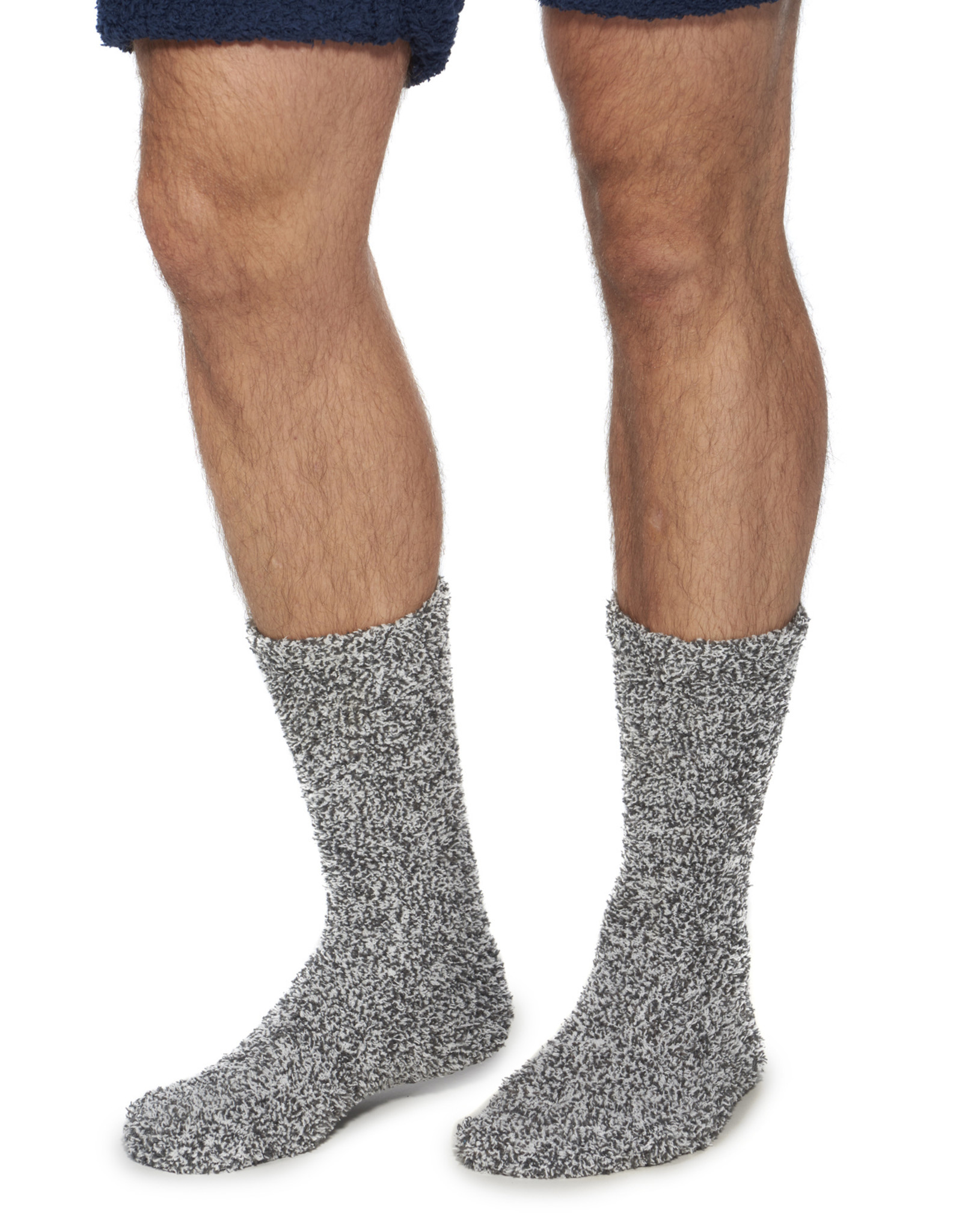 Barefoot Dreams Barefoot Dreams - Mens Cozychic Socks