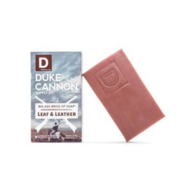 Duke Cannon - Big Bar Of Soap Leaf & Leather