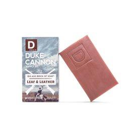 Duke Cannon Duke Cannon - Big Bar Of Soap Leaf & Leather