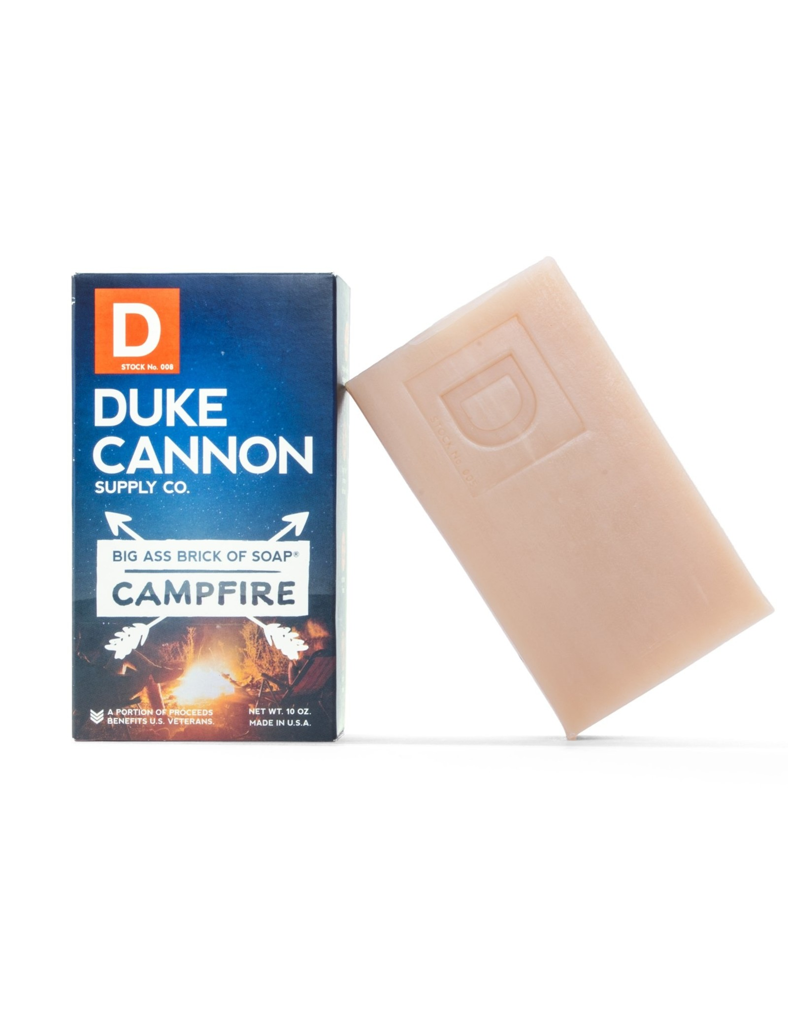 Duke Cannon Duke Cannon - Big Bar Of Soap Campfire