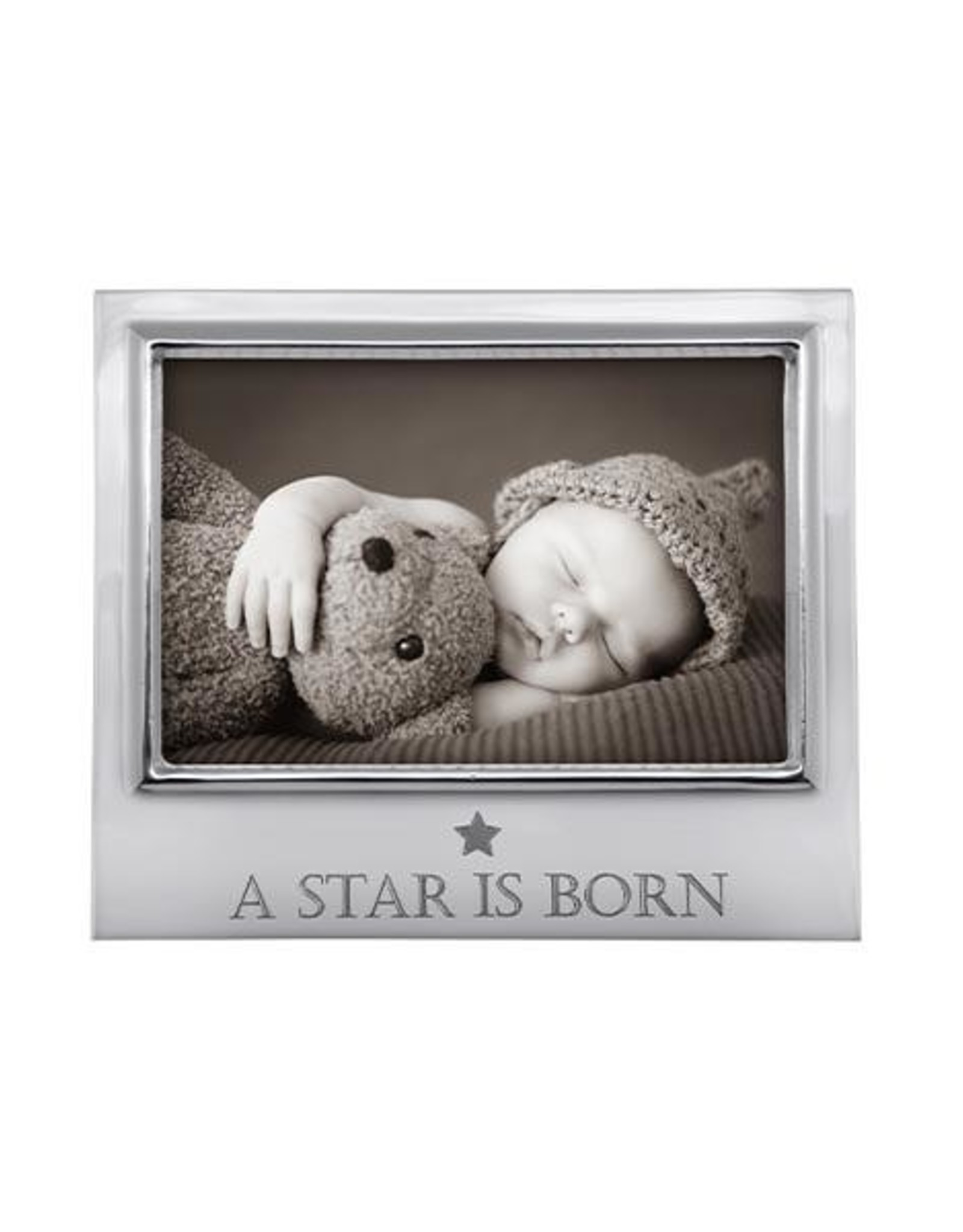 Mariposa Mariposa - A Star Is Born 4x6 Signature Frame