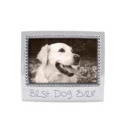 "Mariposa Mariposa - ""Best Dog Ever"" 4 x 6 Frame"