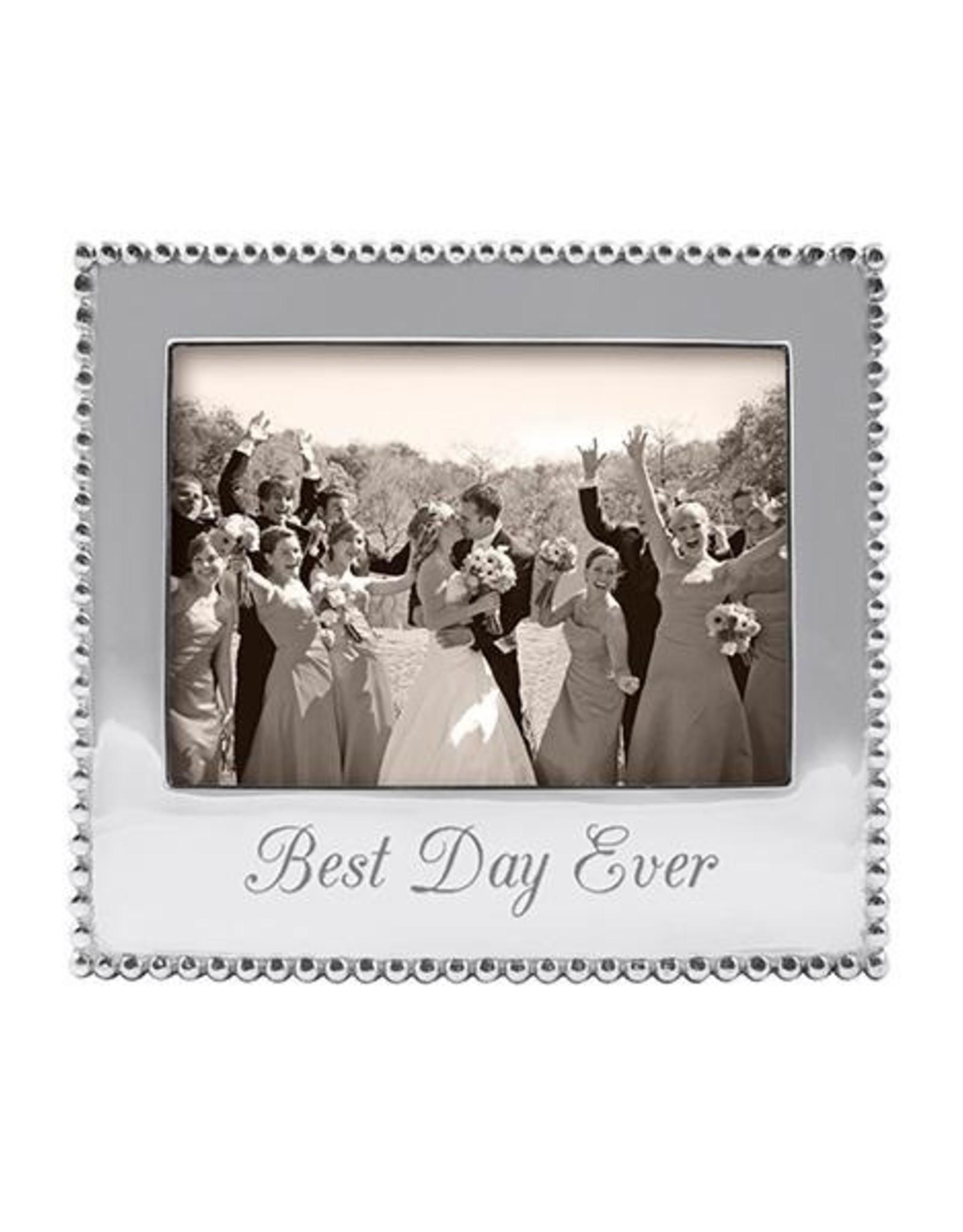 "Mariposa Mariposa - ""Best Day Ever"" 5 x 7 Frame"