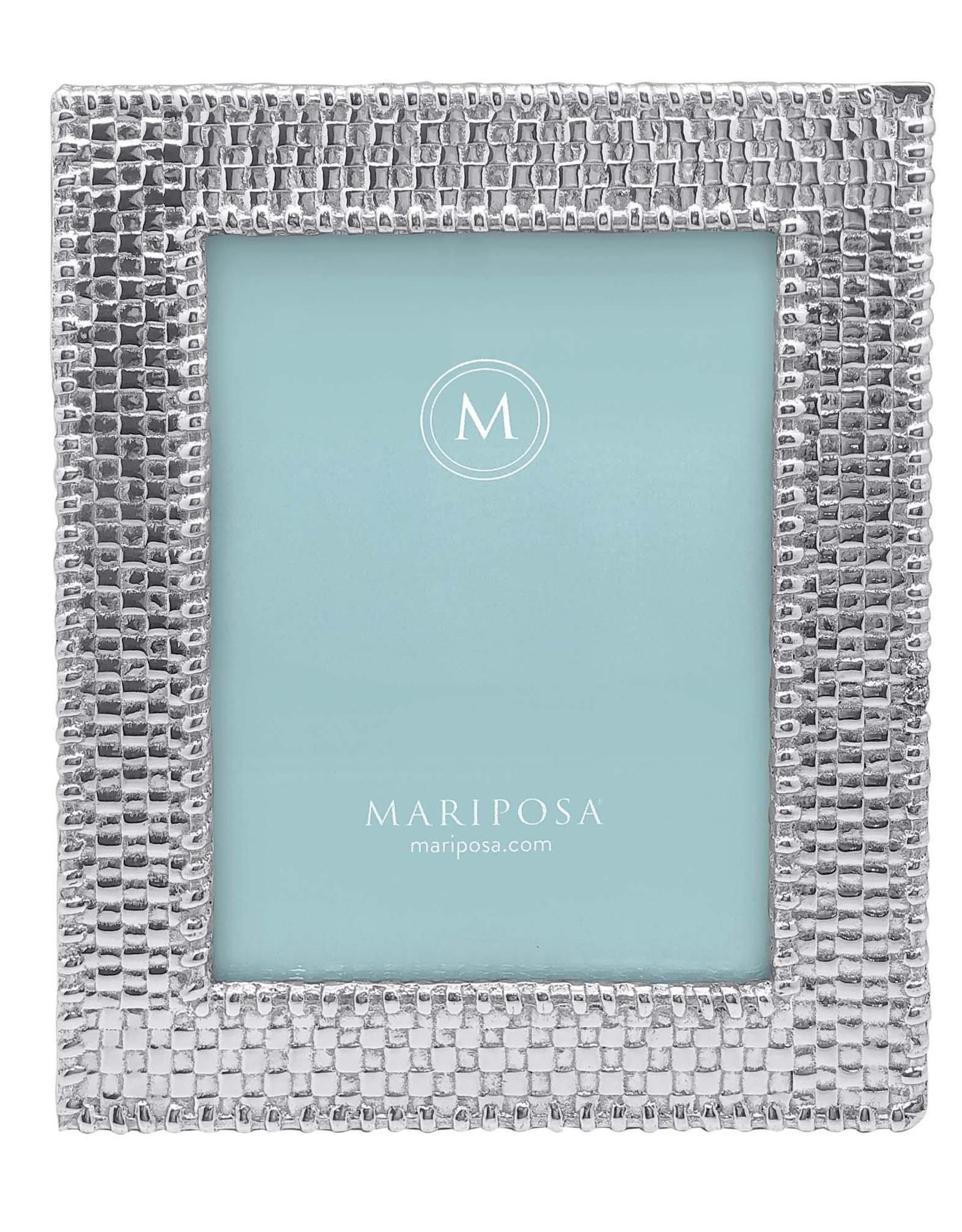 Mariposa Mariposa - Basketweave 4x6 Frame
