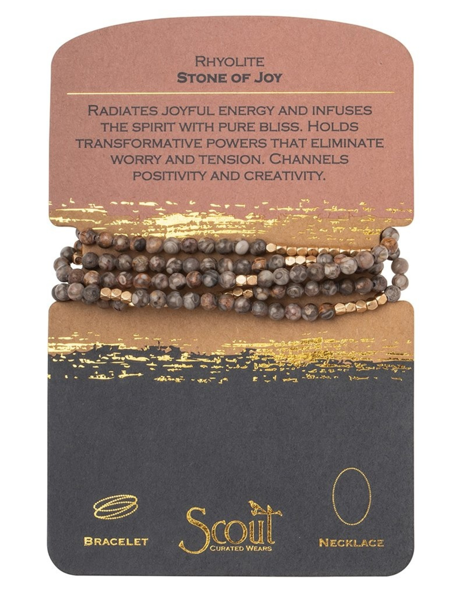 Scout Curated Wears Scout Curated Wears - Stone of Joy