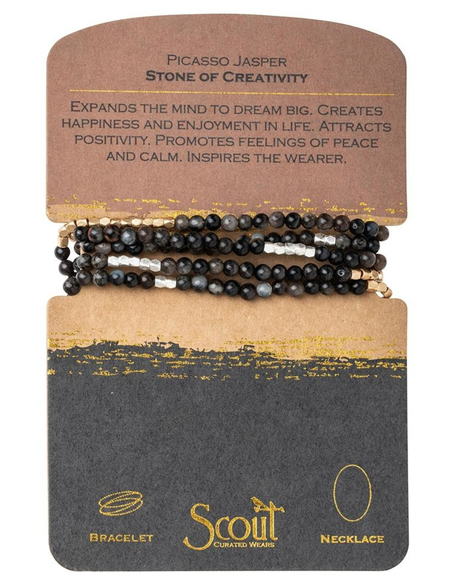 Scout Curated Wears Scout Curated Wears - Stone Wrap - Stone Of Creativity