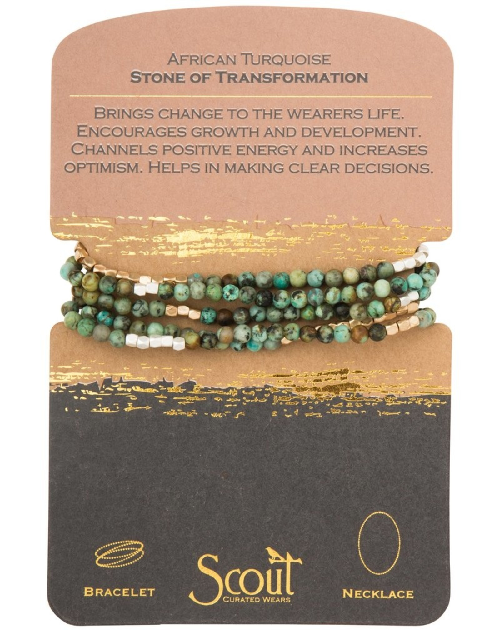 Scout Curated Wears Scout Curated Wears - Stone Wrap - Stone Of Transformation
