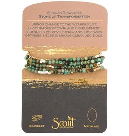 Scout Curated Wears - Stone Wrap - Stone Of Transformation