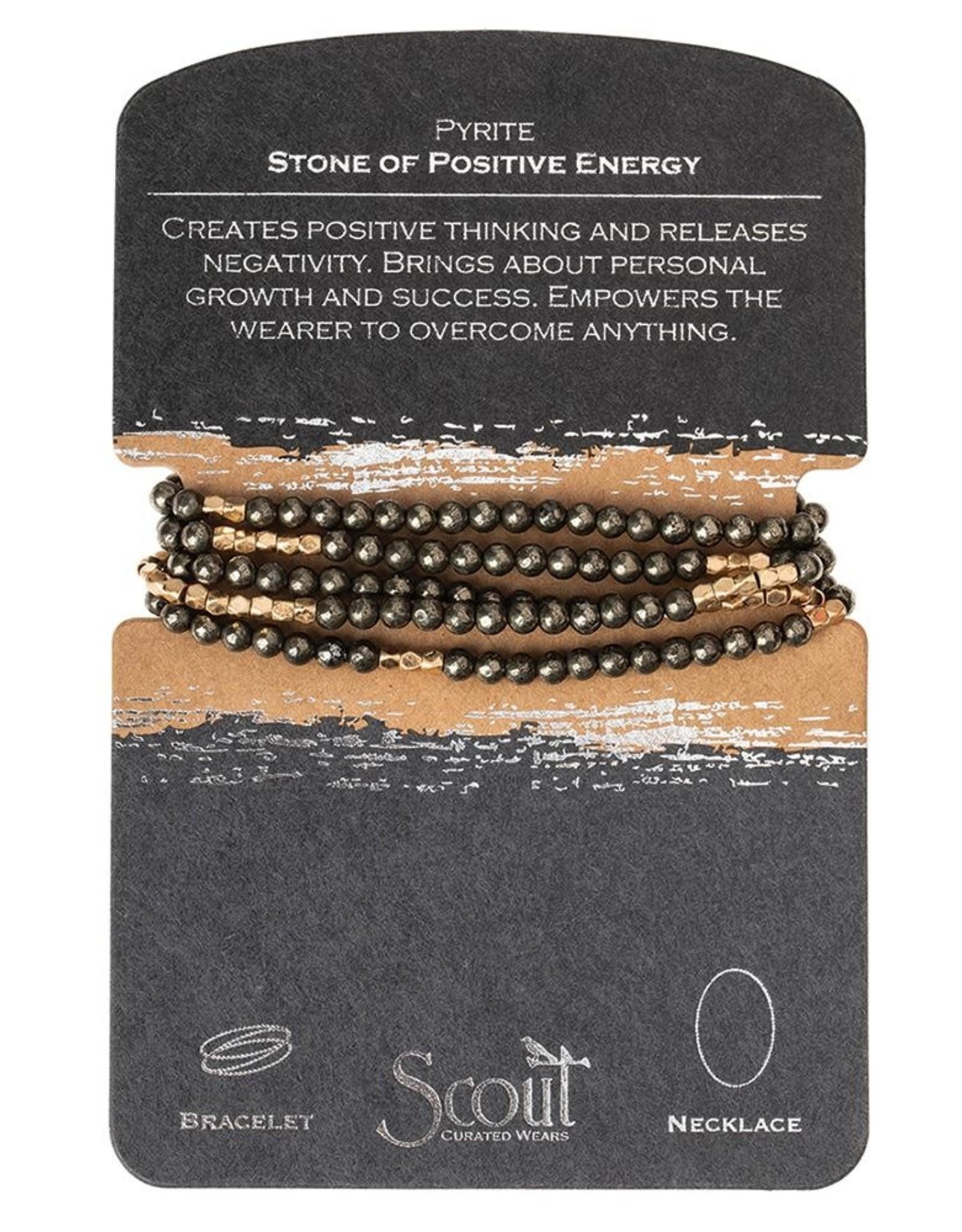 Scout Curated Wears Scout Curated Wears - Stone Wrap - Stone Of Positive Energy