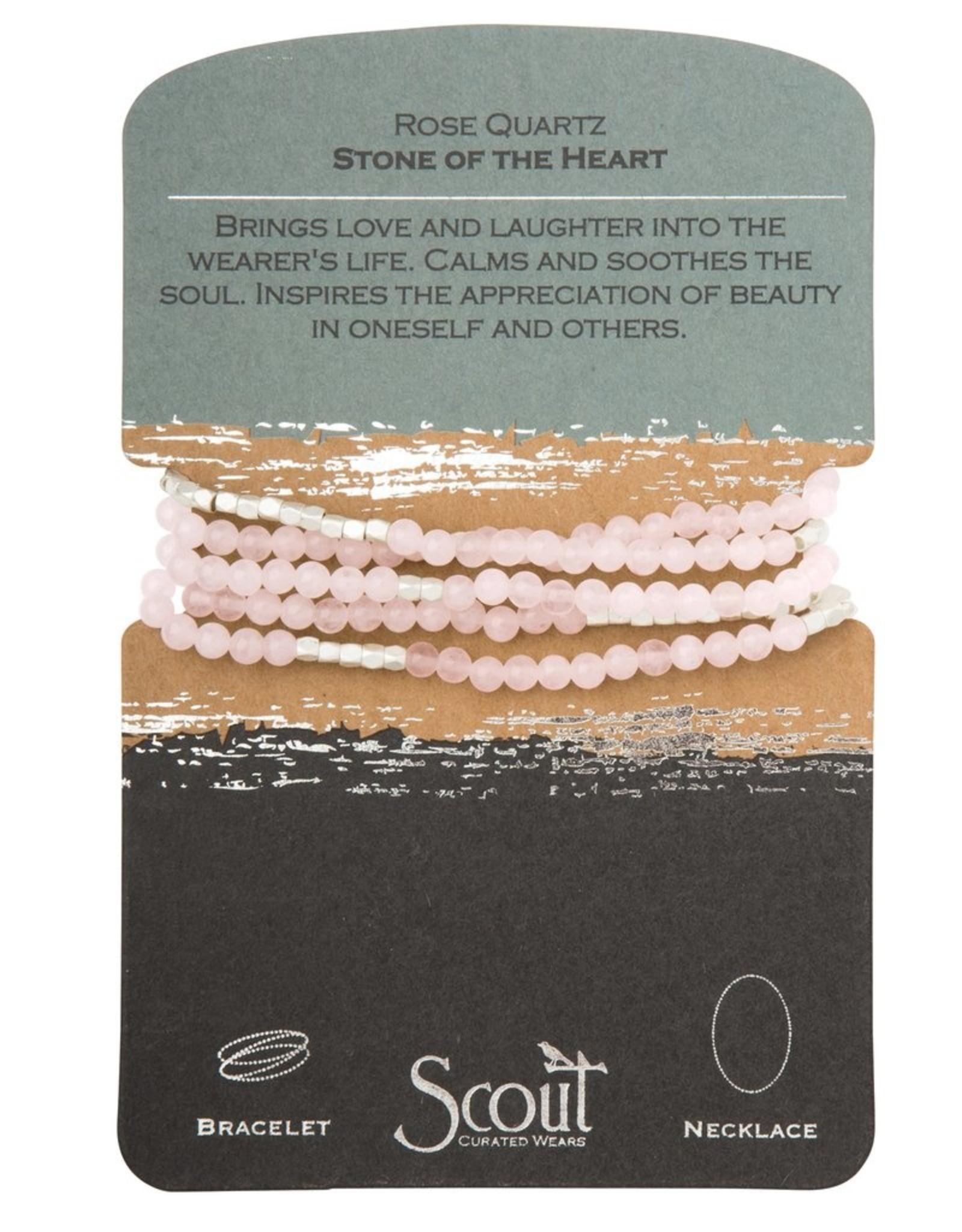 Scout Curated Wears Scout Curated Wears - Stone Wrap - Stone Of Heart