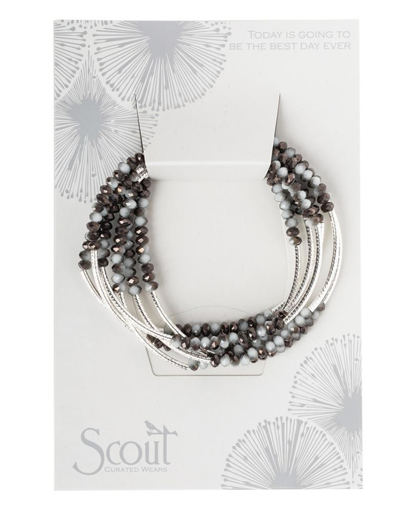 Scout Curated Wears Scout Curated Wears - Scout Wrap - Eclipse/Silver