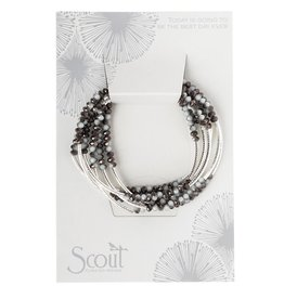 Scout Curated Wears - Scout Wrap - Eclipse/Silver