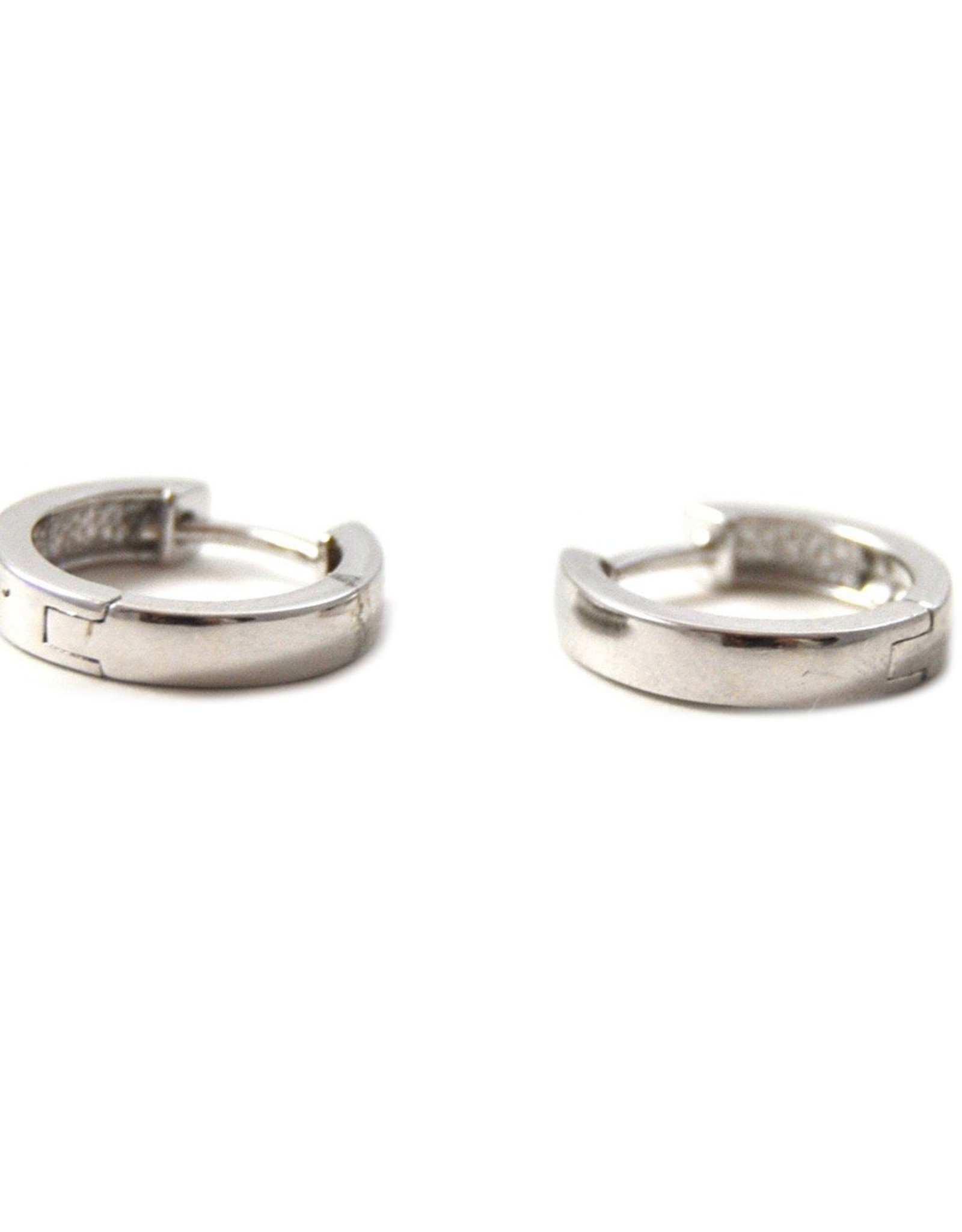 f.y.b. f.y.b. - Earrings Chloe Huggie Silver