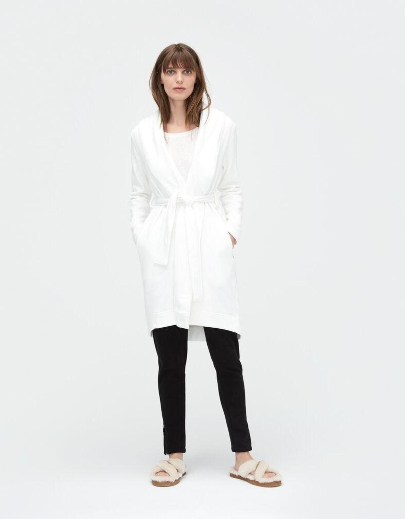 UGG - Woman's Blanche Cream Lightweight Robe