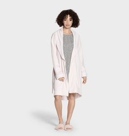 UGG UGG - Woman's Blanche Seal Pink Heather Lightweight Robe