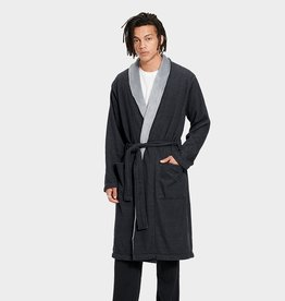 UGG - Men's Robinson Robe Black Heather
