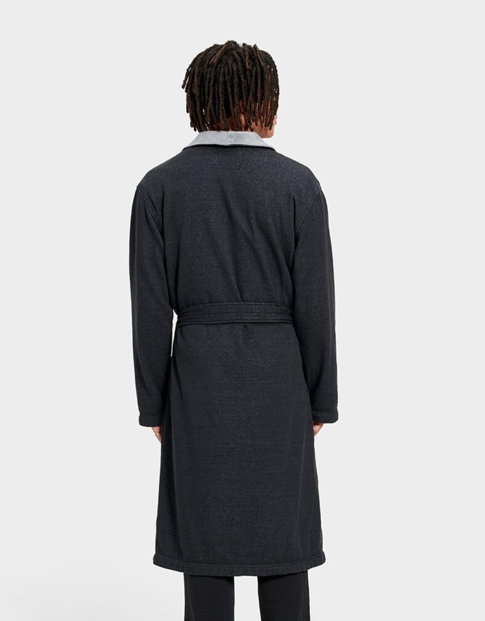 UGG - Men's Robinson Robe Black Heather