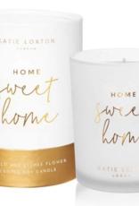 Katie Loxton Katie Loxton - Metallic Candle  Home Sweet Home