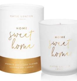 Katie Loxton - Metallic Candle  Home Sweet Home