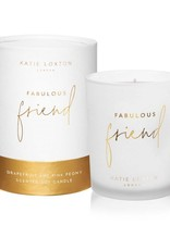 Katie Loxton Katie Loxton - Words To Live By Candle  Fabulous Friend