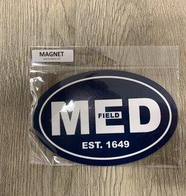 "Medfield 4"" x 6"" MED Magnet"