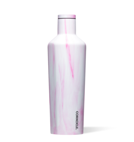 Corkcicle - 16oz Canteen  Pink Marble
