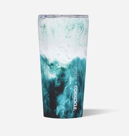 Corkcicle - 16oz Tumbler Corey Wilson - Big Wave