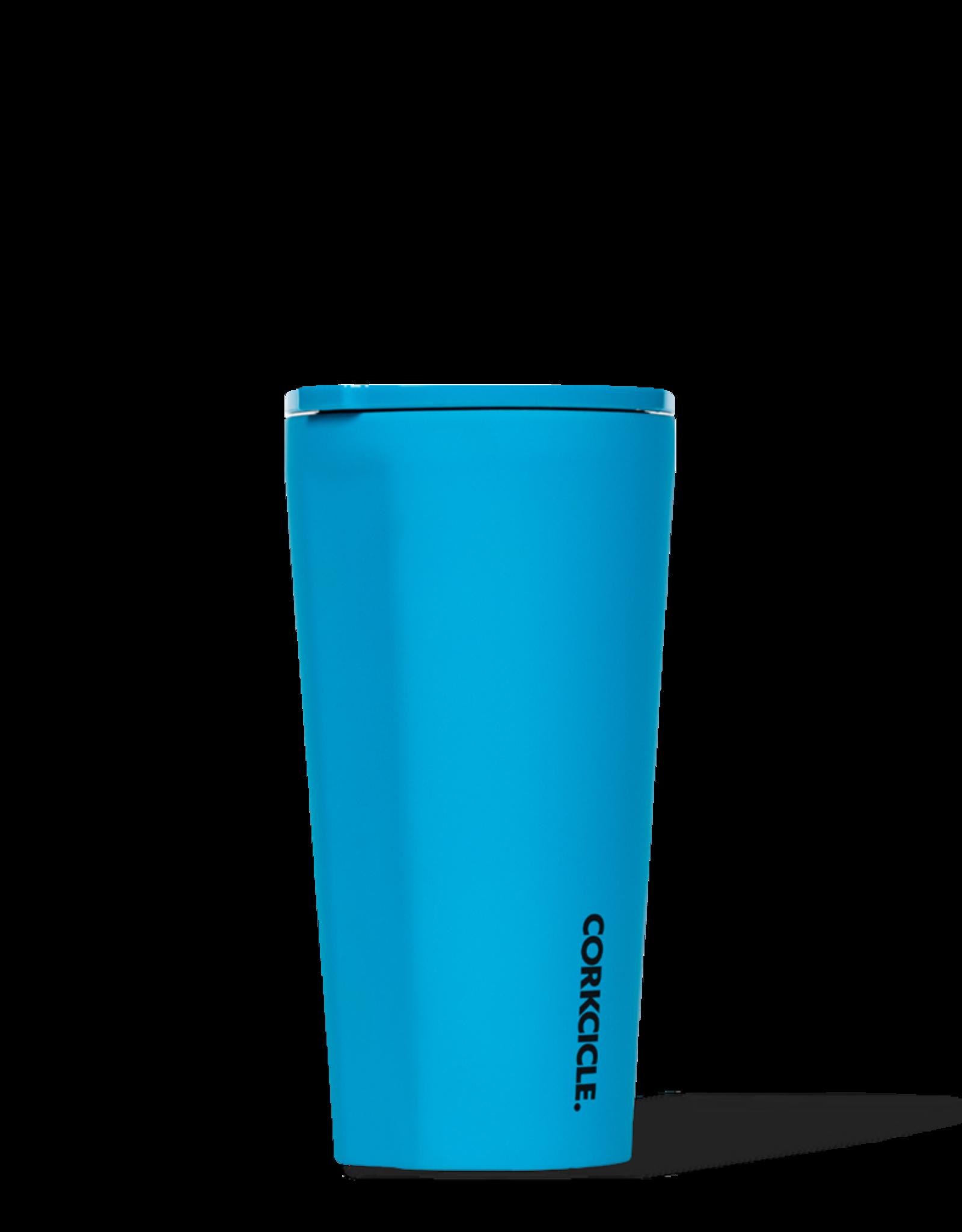 Corkcicle Corkcicle - 16oz Tumbler Neon Blue