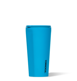 Corkcicle - 16oz Tumbler Neon Blue