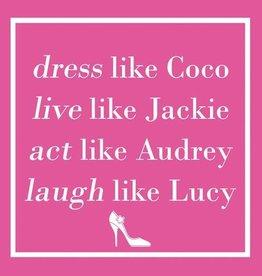 PPD - Cocktail Napkins Dress Like Coco