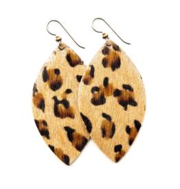 Keva - Earings Leopard Grande
