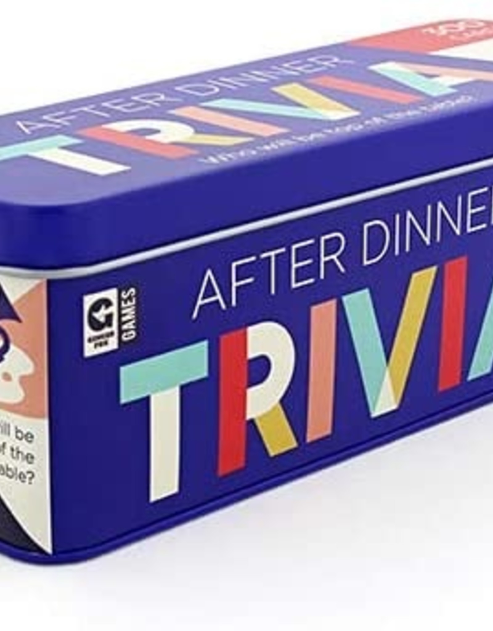Ginger Fox Ginger Fox - After Dinner Trivia